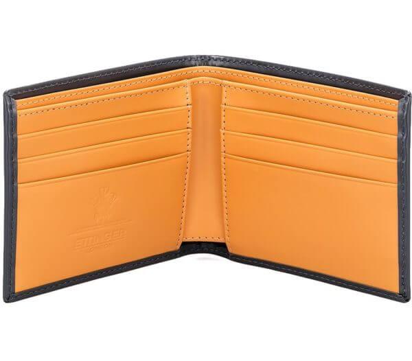 Ettingerおすすめ財布:二つ折り財布(小銭入れなし)
