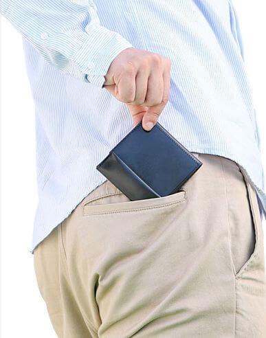薄い財布って正直、何が良いの?
