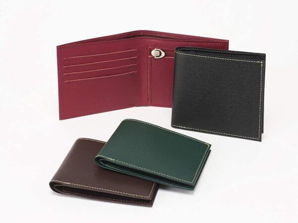 FRUH(フリュー)メンズ二つ折り財布