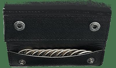 薄い財布 abrAsusの小銭入れ