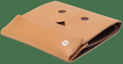 abrAsusとダンボーのコラボの薄い財布