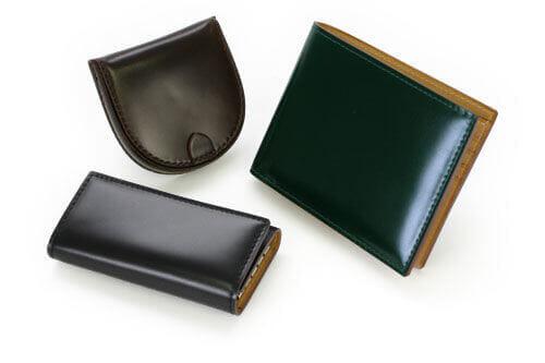GANZO コードバンの財布