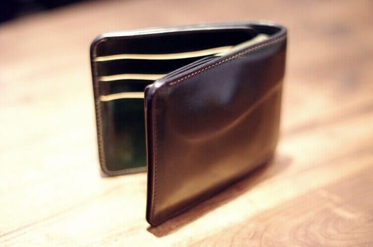 WILD SWANS コードバン財布