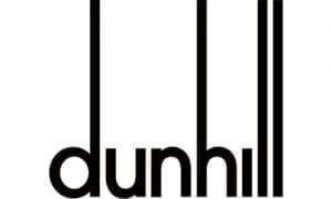 ダンヒルのロゴ