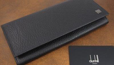 ダンヒル(dunhill)の財布が渋い!創業123年のメンズブランドの評判