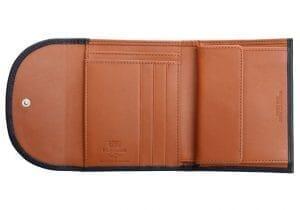 S1058 SMALL 3 FOLD WALLET(ダービーコレクション 三つ折り財布)