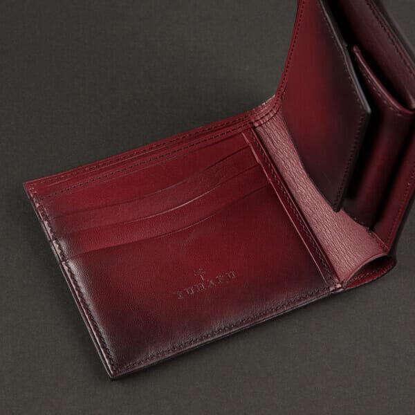 yuhaku 二つ折り財布