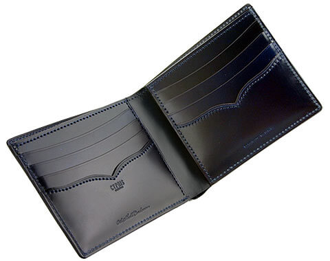 キプリス 二つ折り財布
