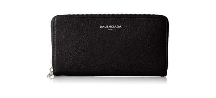 バレンシアガのメンズ財布がオシャレ!創業100年ブランドの評判