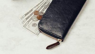 土屋鞄のメンズ財布