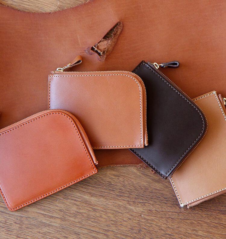 土屋鞄製造所の独自性のある財布の魅力