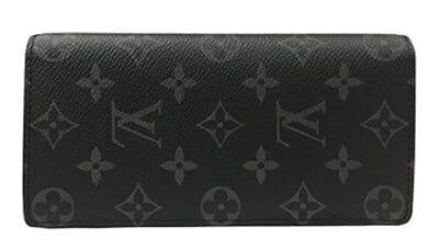 Louis Vuitton財布:モノグラム・エクリプス