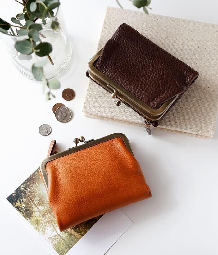 がま口財布の魅力や使い勝手の良さとは?