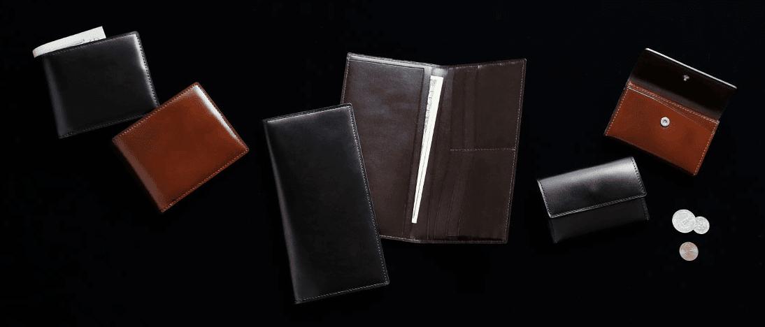 土屋鞄の財布 飾らないシンプルなデザイン性