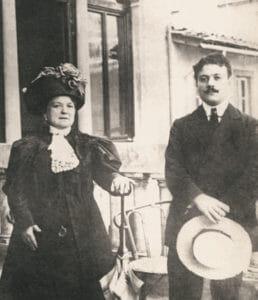 1920年代のグッチ