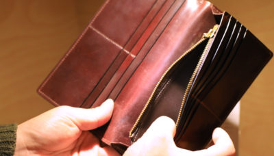 ココマイスター銀座一丁目店で「触れて驚いた」財布ランキング