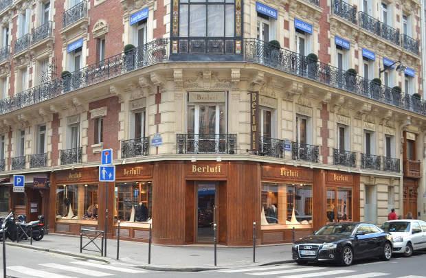 ベルルッティ・パリ本店