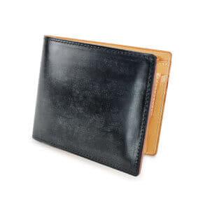 GANZO THIN BRIDLE二つ折り財布