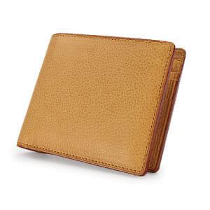 ミネルバナチュラル二つ折り財布