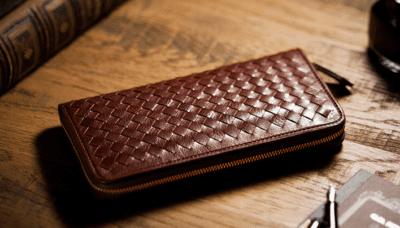 【編み込み財布】デザインに一目惚れ!おすすめ高級ブランド3選紹介