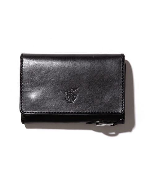 ミスターオリーブ THREEFOLD SHORT WALLET