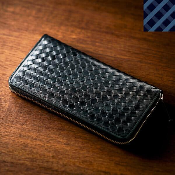 ココマイスター財布「ポンテマットーネ」