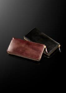 ココマイスター「コードバン財布」