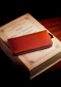 ココマイスター財布「マットーネ」