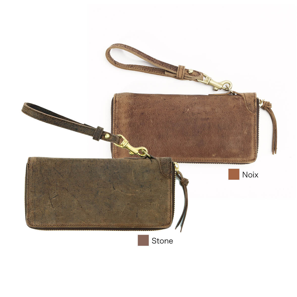 クーズー: Kudu -round long wallet- 333S11500