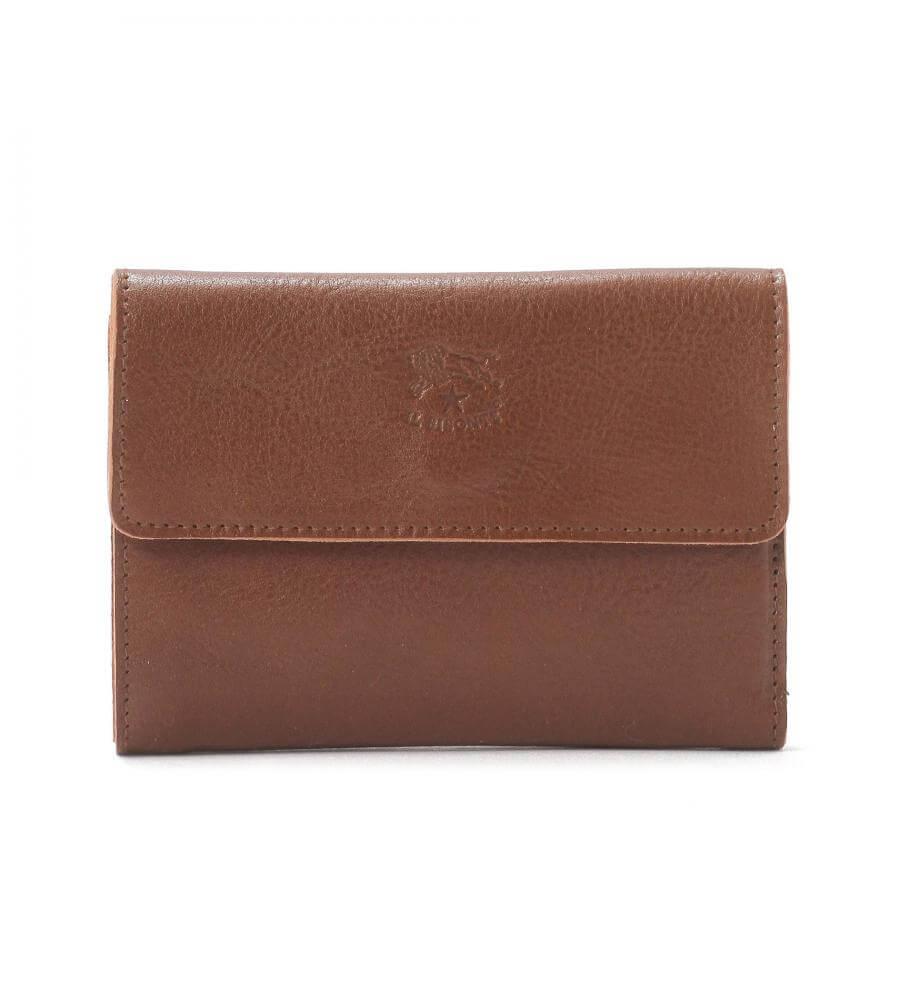 IL BISONTE(イルビゾンテ) 二つ折り財布:「ウォレット」