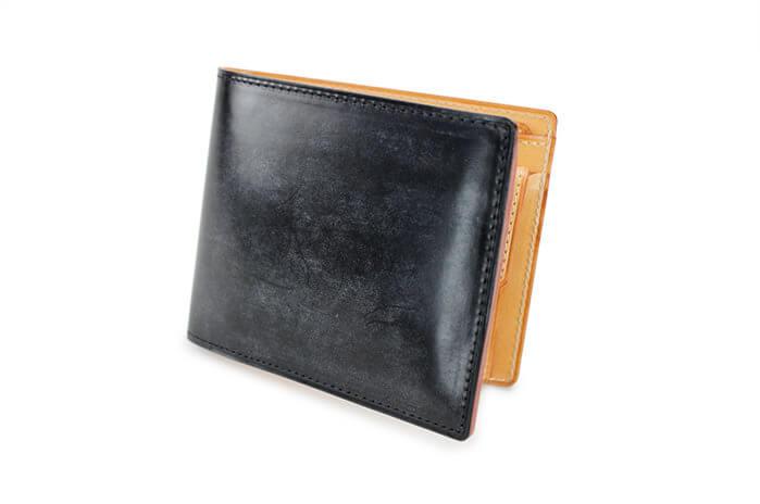 GANZO(ガンゾ)のお洒落なメンズ財布 ブライドルレザー財布