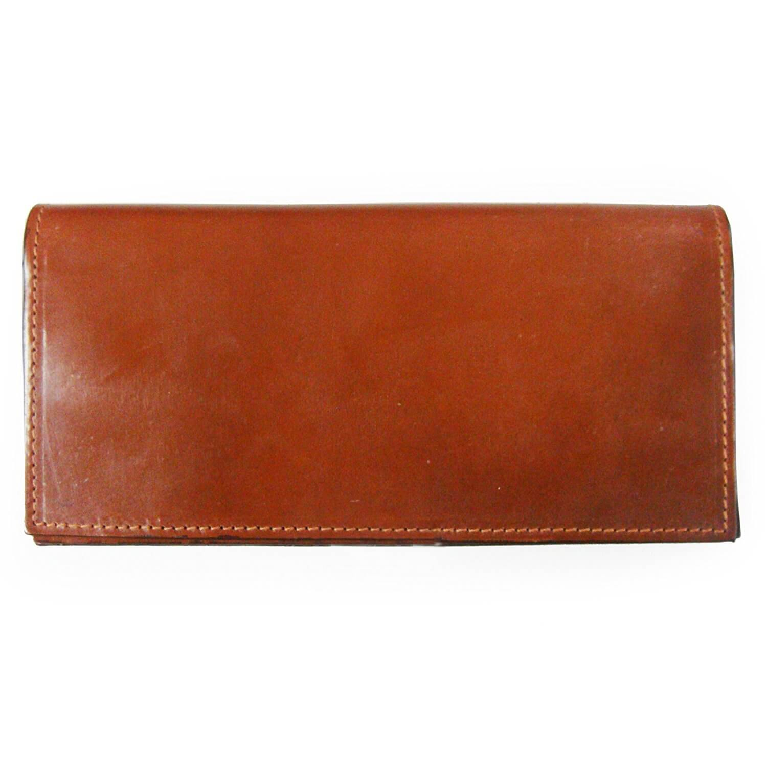 長財布:「LONG WALLET WITH CURVED ZIP(コードバン)」