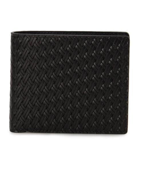 二つ折り:「〆メッシュ 二つ折り財布」