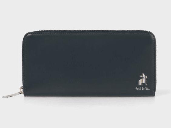 ポール・スミスのおすすめラウンドファスナー長財布
