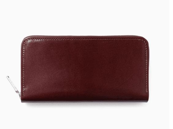 ホワイトハウスコックスのおすすめラウンドファスナー長財布