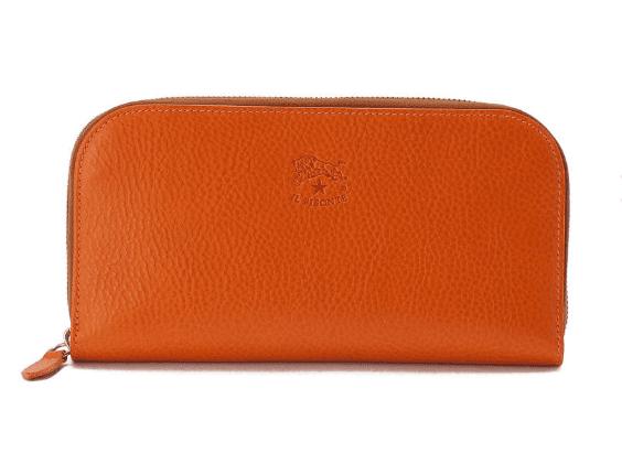 イルビゾンテのおすすめラウンドファスナー長財布