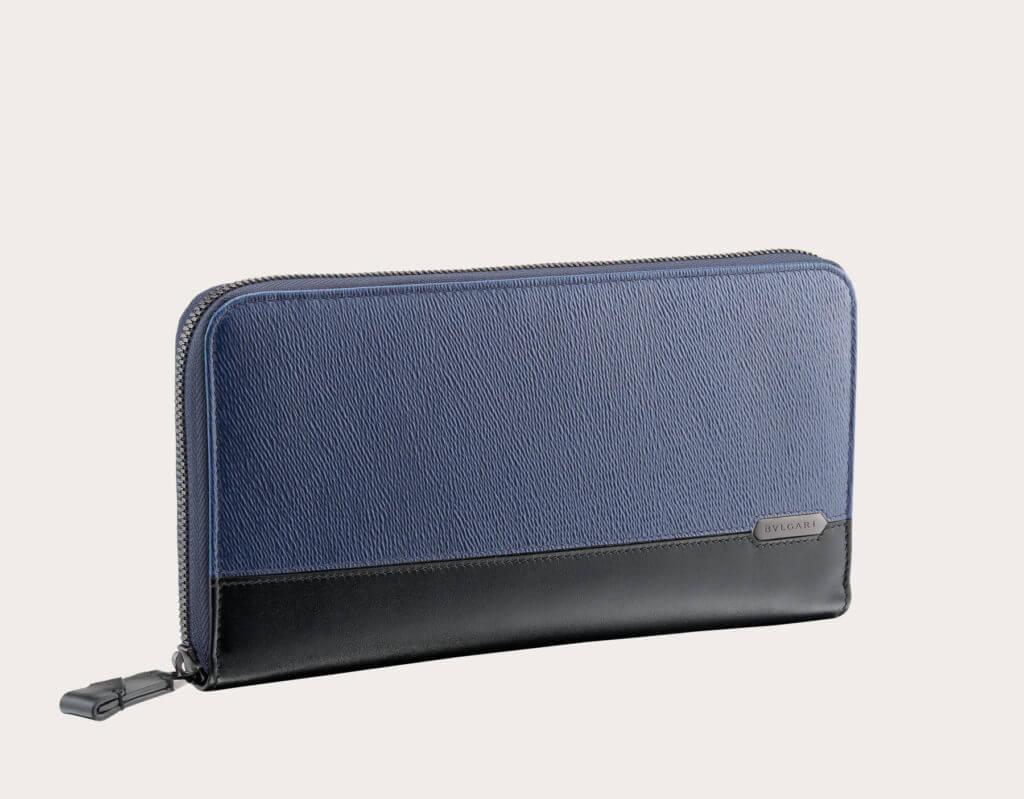 ブルガリのおすすめラウンドファスナー長財布
