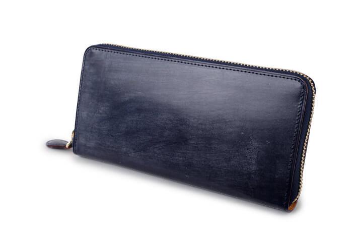 ガンゾのおすすめラウンドファスナー長財布