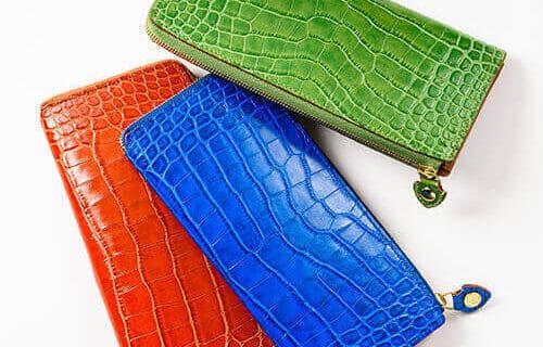 お洒落でハイセンス!クロコ型押しメンズ財布の魅力とおすすめブランド5選