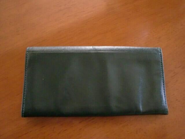 中古品の財布は避けたい