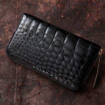 best website fd8b1 39b60 上質なクロコダイル財布 おすすめ6ブランドを厳選!   人気 ...