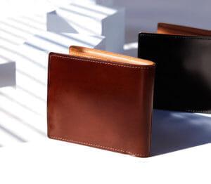 土屋鞄製造所|コードバン 二つ折り財布