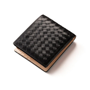 メンズ二つ折り財布 「本革製ブランド」(日本製/海外製別)のおすすめ財布
