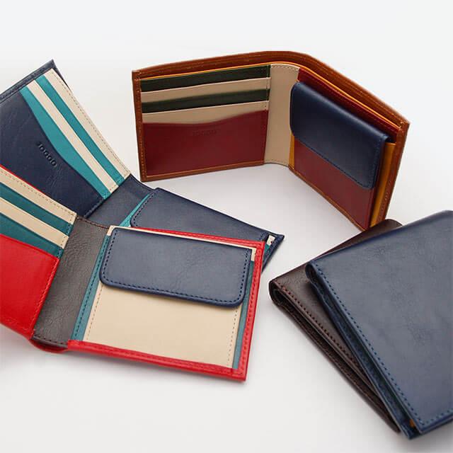 メンズ二つ折り財布「安くてカッコいい」(1万~3万円台)のおすすめ財布