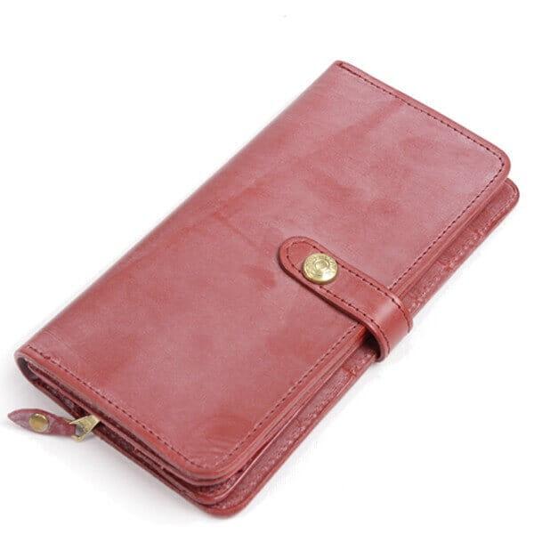 長財布の定番、【ラウンドロングパース】