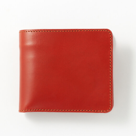 HIP WALLET WITH DIVIDER/二つ折り財布