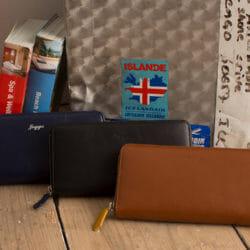JOGGO(ジョッゴ)ラウンドファスナー財布