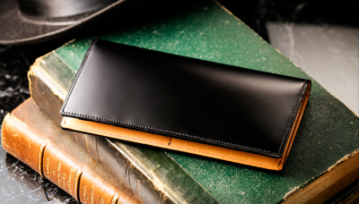 ココマイスターのコードバン財布!その特徴と口コミ・評判