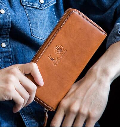 GLENCHECK(グレンチェック)財布