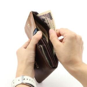 ダコタおすすめ財布:「2つ折り財布 カンターレ 0030091」